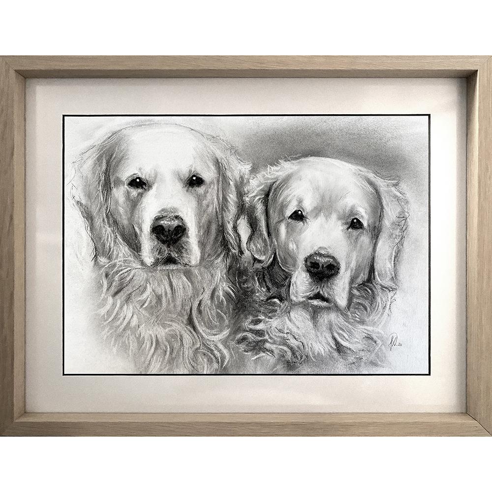 hundeportraet_hundetegning_haandtegnet_portraettegning_portraettegner