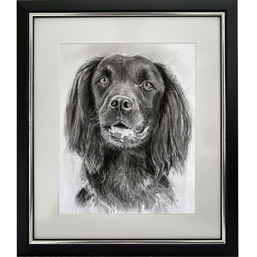 hundeportraet_portraettegning_portraettegner_haandtegnet_gaveide_jaegeren_personlig